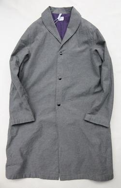 NOUN MAC Coat GREY