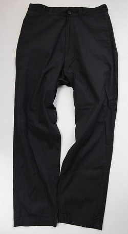 RICEMAN Tapered Pants BLACK