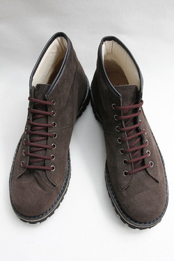CEBO Monkey Boots I D BROWN