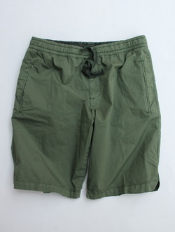 Perfection Cotton Poprin Easy Shorts OLIVE (3)