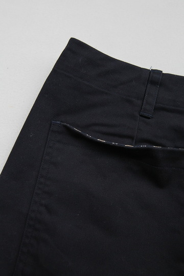 San Heavy Twill Pants NAVY (3)