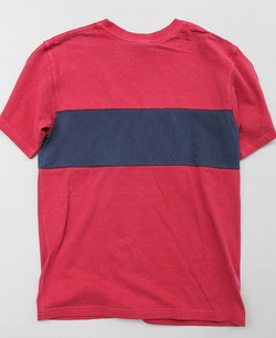 Goodon Malibu Tee F RED X NAVY (5)
