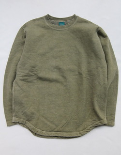 Goodon Rough Crew Sweat P SAGE