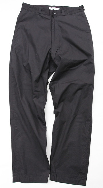 RICEMAN Tapered Pants BLACK (5)