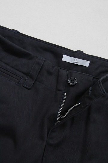 San Heavy Twill Pants NAVY (2)