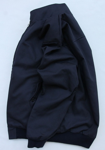 Uniform World Harrington Jacket NAVY (6)