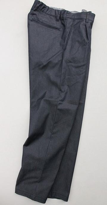 Harriss Stetch TC Denim 1 Tapered Pants NAVY (6)