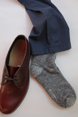HM Hosiery Hougston Sock DARK GREY (3)