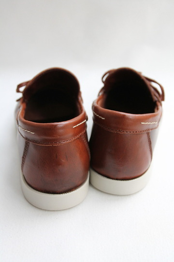 OCEANUS Leather Washed Shoes CAGNAK (9)