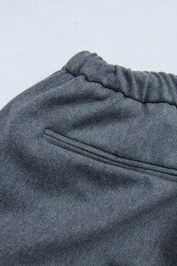 CEASTERS 2Pleats Easy Trousers GREY  by Burel (4)