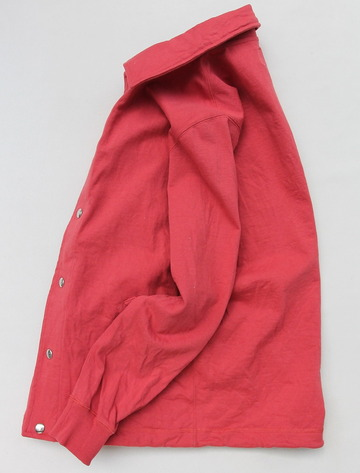 Felco Coach Jacket Supper Hard Jersey FADED RED (5)