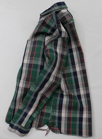 Harriss Short Wide Collar HW Nel GREEN (5)