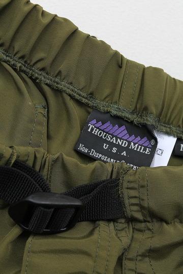 Thousand Mile Wall Shorts OLIVE (2)