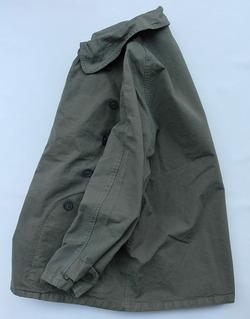 HTS Double Over Coat ARRAS GREEN (6)