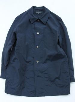 coochucamp Happy Shirt Coat NAVY