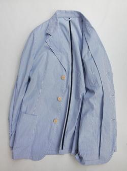 HYPERION Code Lane 3 Button Blazer BLUE (4)