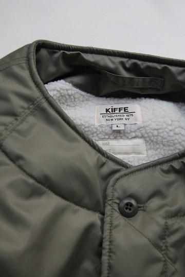 KIFFE M1947 Field Liner Nylon Twill OLIVE (2)