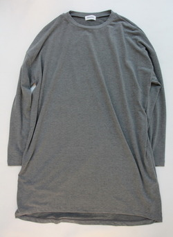 MAXOU Smooph Tunic GREY