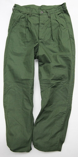 Dead Stock Sweden Army Utility Pants (7)