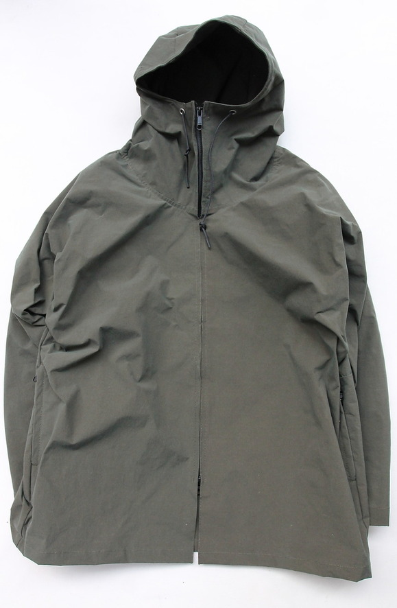 NOUN T Coat OLIVE