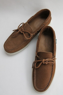 Paraboot Corail CAMEL (3)