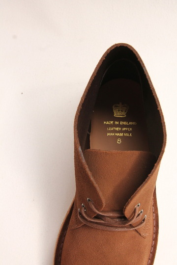 Crown Northampton Desert Boot SNUFF (6)