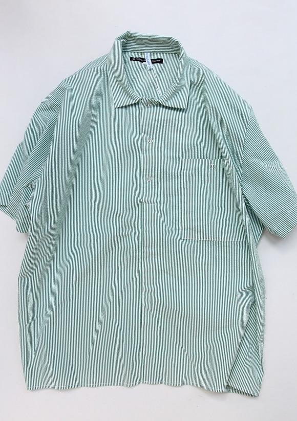 NOUN Work Pullover Stripe GREEN