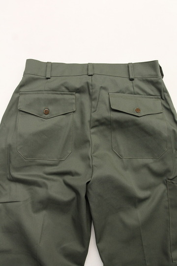 Vecchi Levoro Pantalone GBD Pro 6535 OLIVE (4)