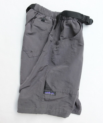 Thousand Mile Wall Shorts CHARCOAL (4)