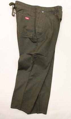 Chums Camp Pants ARMY GREEN (6)