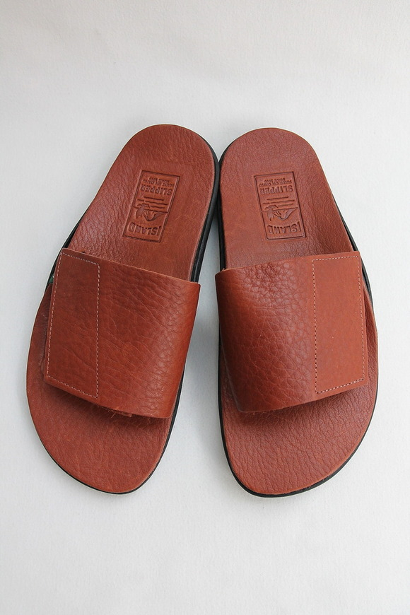 ISLAND SLIPPER Vabh TOBACCO