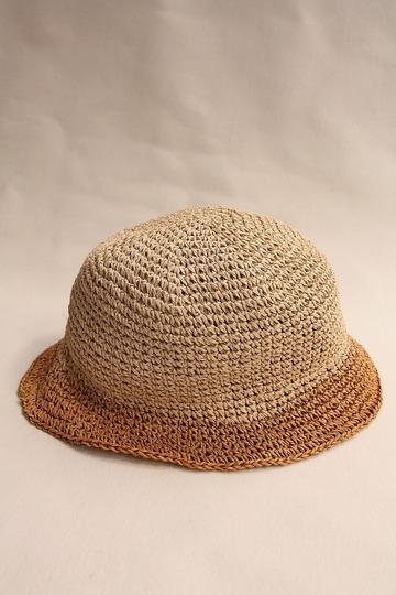 SIGNA 1925 Gradation Paper Hat NATURAL BEIGE (3)
