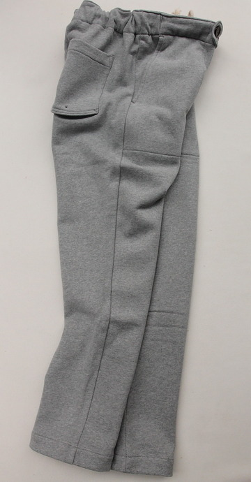 Arbre HW Cotton Sweat Easy Pants GREY (6)