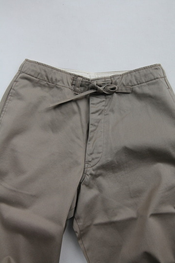 H Wide Easy Chinos TAN (3)