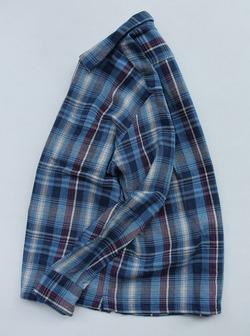Keaton Chase Japan LS Camp Shirts BLUE (5)
