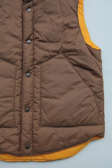 Snugpak Airpack Vest LATVIAN TAN X YELLOW (8)