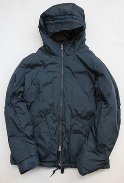 MIDA Reversible Down Jacket BROWN X NAVY (6)