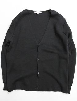 NOUN Single Cardigan BLACK