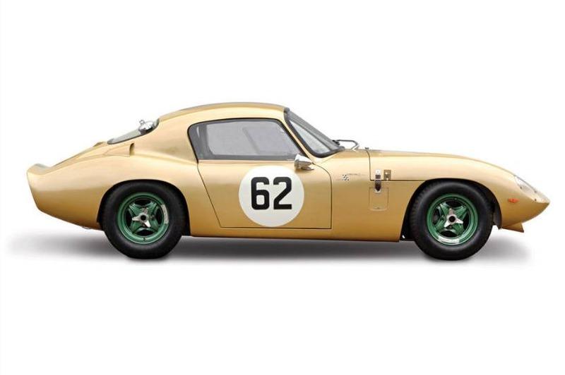 Lotus Elan 26R Le Mans Coupe