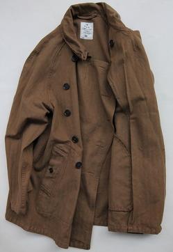 HTS Cotton Double Over Coat CANGAROO (3)