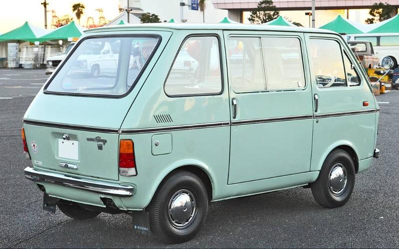 Suzuki Carry Van 402