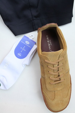 NOUN Ankle RASOX WHITE
