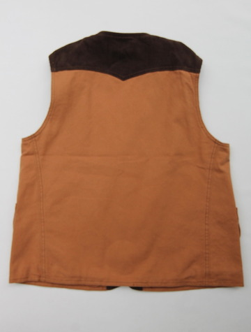 Chums Hurricane Work Vest CAMEL (3)
