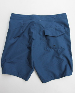 BORDIES BS121 Nylon Shorts Long NAVY (5)