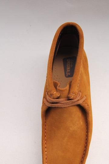 Clarks Wallabee Boot BRONZE (4)