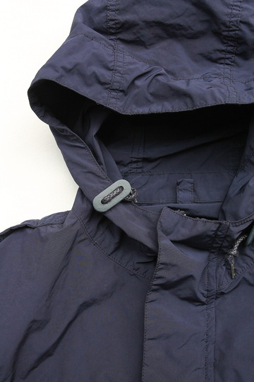 MIDA Type M65 With Hood Materiale made in Japan NAVY (2)