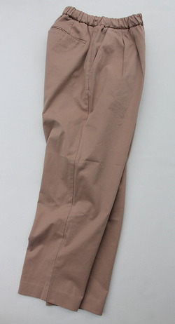 CEASTERS Twill Easy Trousers BEIGE (4)