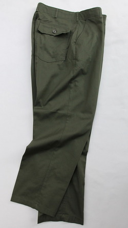 Deadstock US ARMY Utility Durable Press Pants (6)