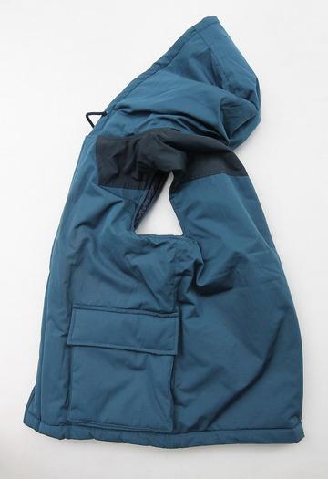 MASRA Hooded Vest NAVY (7)