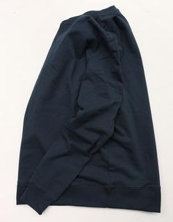 Arcticle 10 Spima Cotton Sweat Shirt NAVY (4)